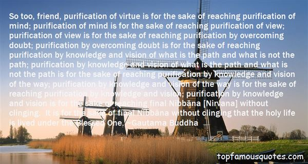 Quotes About Reaching Nirvana