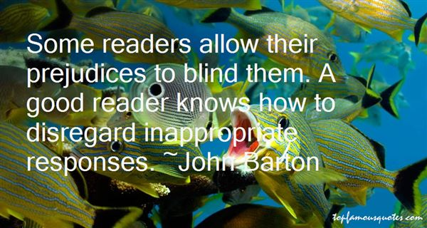 Quotes About Reader Response