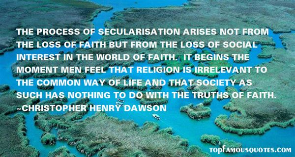 Quotes About Religion And Society