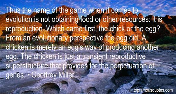 Quotes About Reproduction