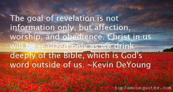Quotes About Revelation In The Bible