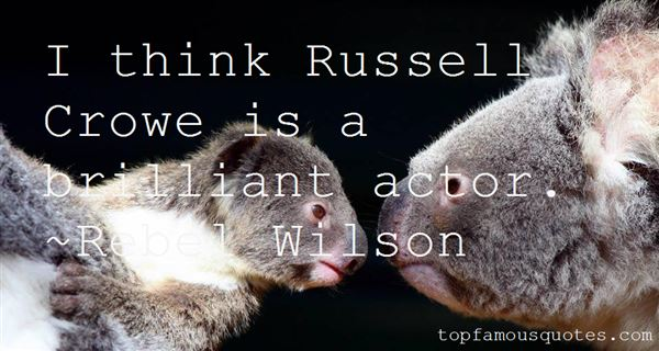 Quotes About Russel