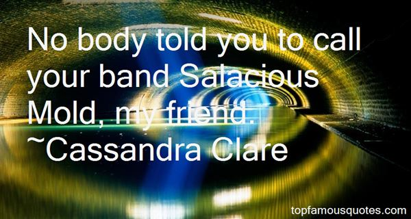 Quotes About Salacious