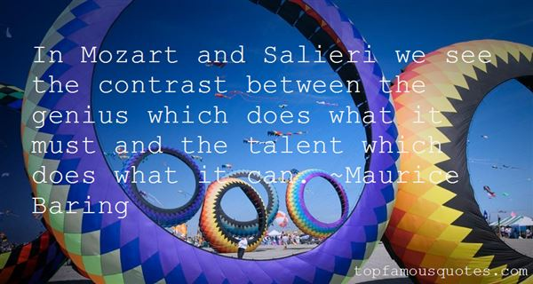 Quotes About Salieri