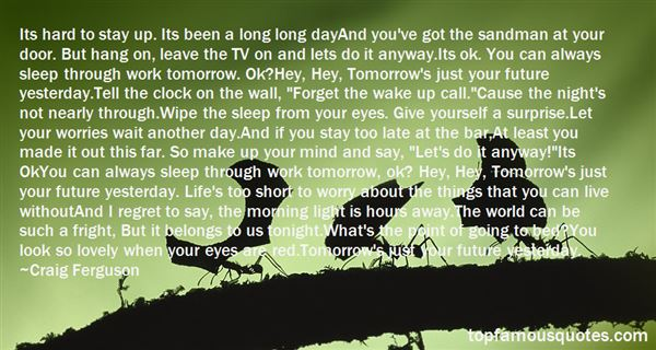 Quotes About Sandman Love