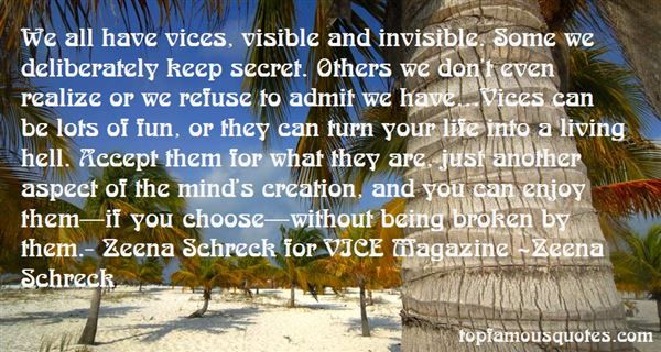 Quotes About Schreck