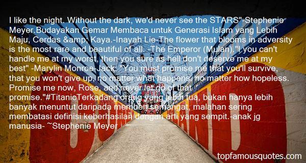 Quotes About Semangat