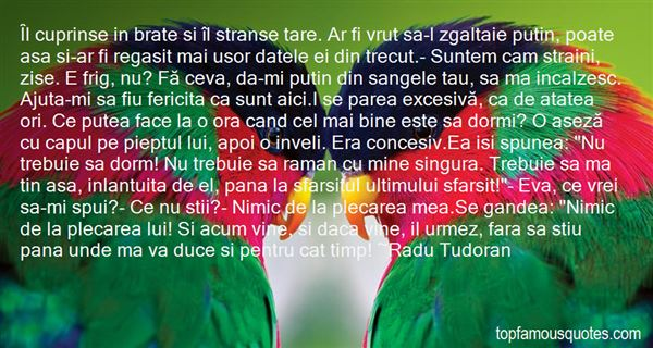 Quotes About Sfarsitul