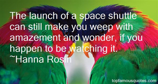 Quotes About Shuttle