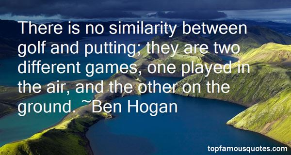Quotes About Similarity