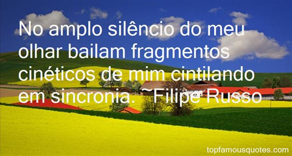 Quotes About Sincronia