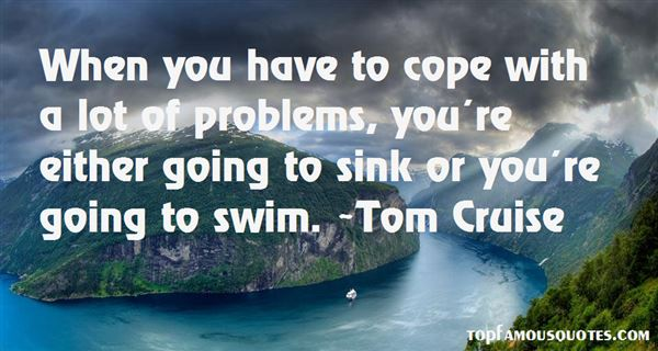 Quotes About Sink Or Swim