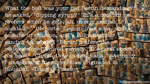 Quotes About Sippin Syrup