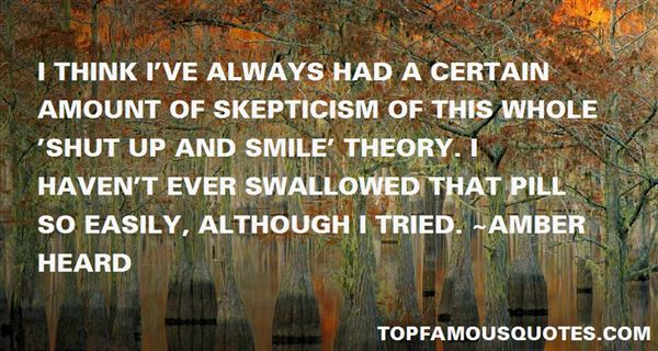 Quotes About Skeptic