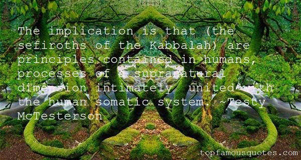 Quotes About Somatic