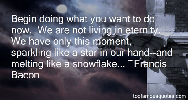 Quotes About Sparkling Snow