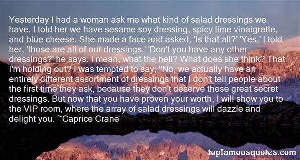 Quotes About Spicy