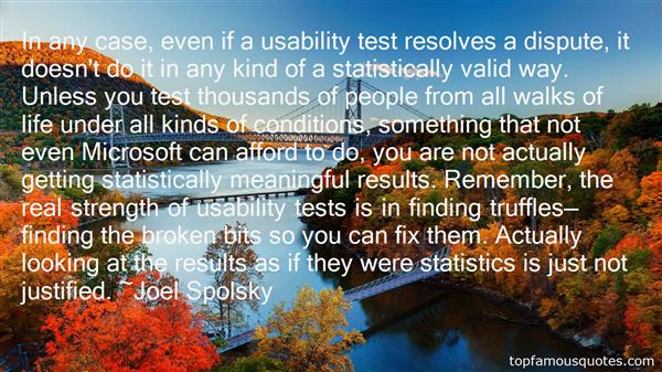 Quotes About Statistical Life