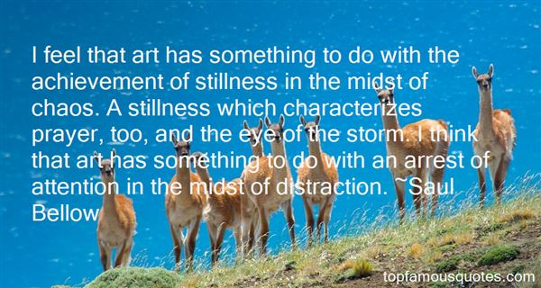 Quotes About Stillness And Action