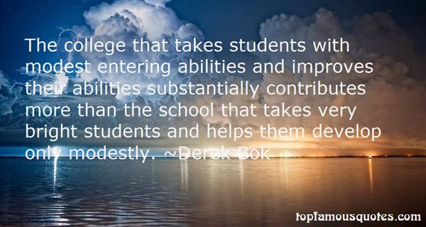 Quotes About Students Abilities