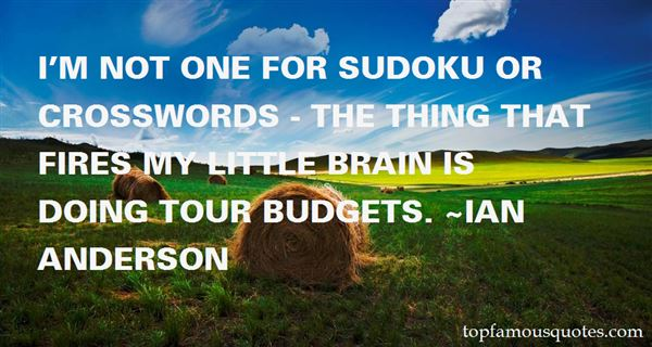 Quotes About Sudoku
