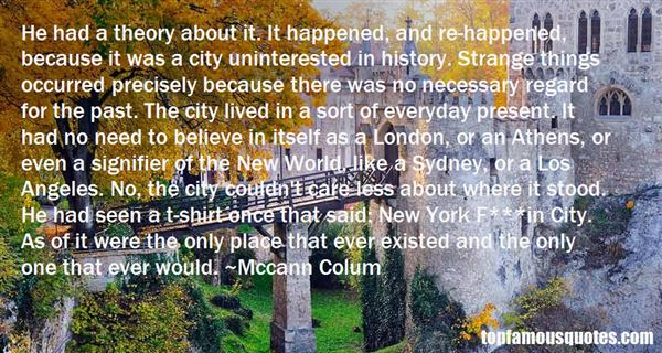 Quotes About Sydney