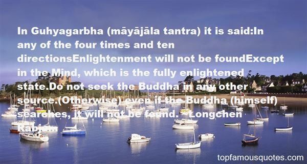 Quotes About Tantra
