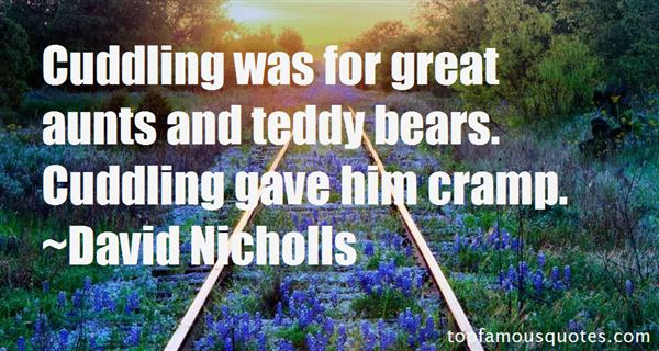 Quotes About Teddy Bears