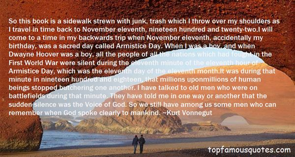 Quotes About The Eleventh Hour
