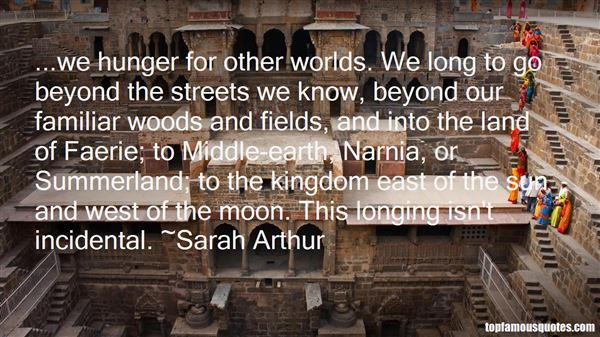 Quotes About The Land Of Narnia