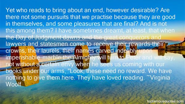 Quotes About The Pleasures Of Reading