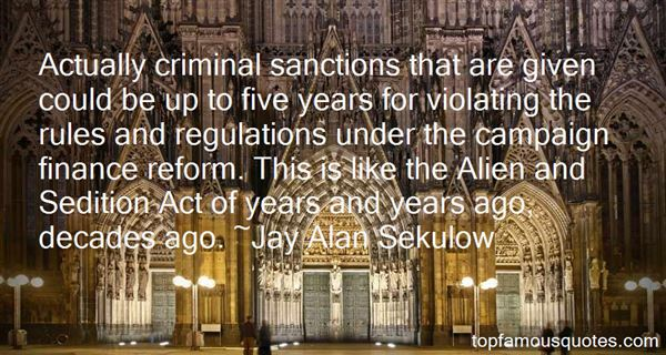 The Sedition Act Quotes: best 4 famous quotes about The ...