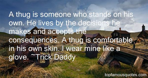 Quotes About Thug Love
