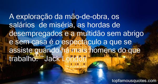 Quotes About Trabalho