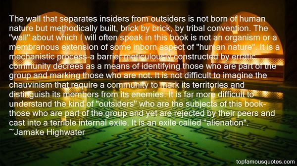 Quotes About Tribal Art