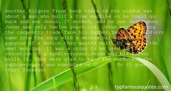 Quotes About Trout