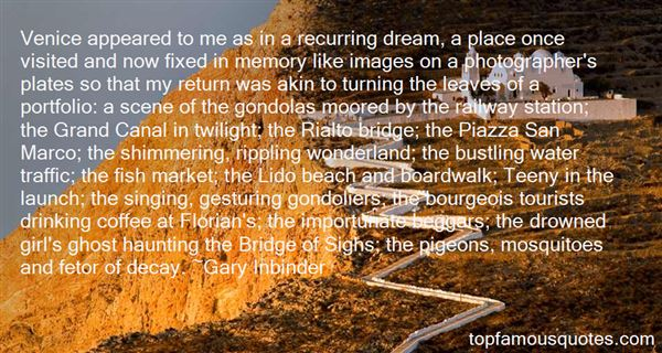 Quotes About Venice Beach Ca