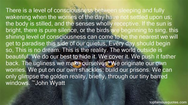 Quotes About Wake Up To Reality