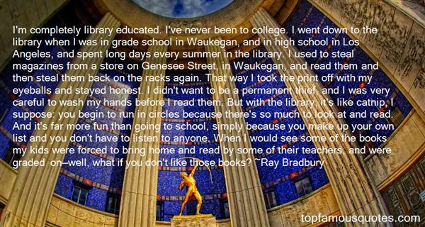 Quotes About Waukegan