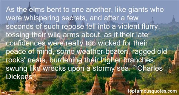 Quotes About Whispering Secrets