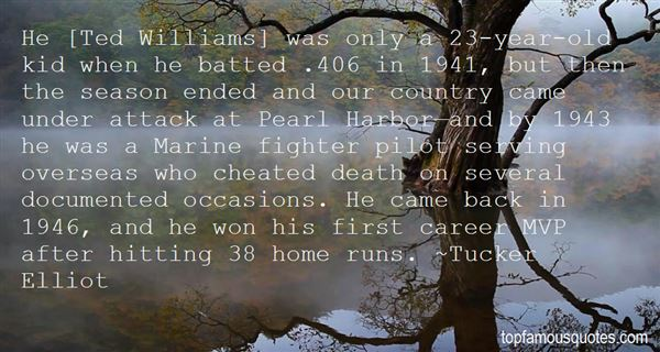 Quotes About Williams