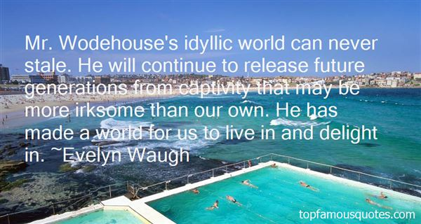 Quotes About Wodehouse