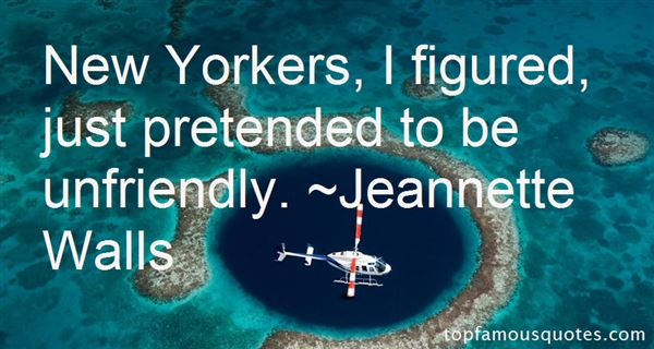 Quotes About Yorkers