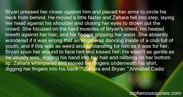 Quotes About Zahara