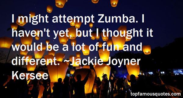 Quotes About Zumba