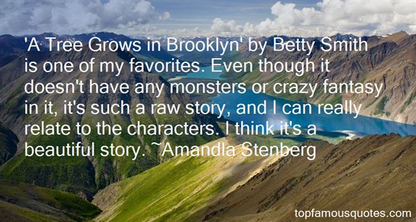 Quotes About A Tree Grows In Brooklyn