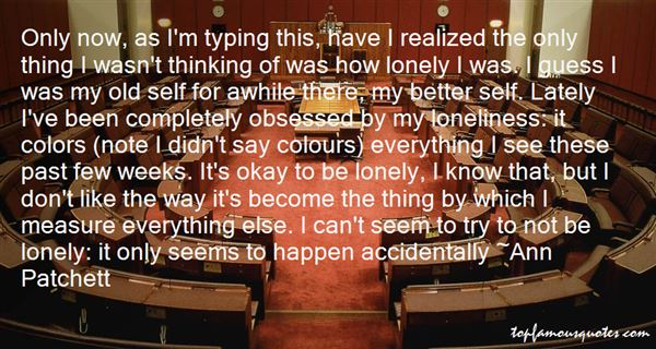 Quotes About Accidentally