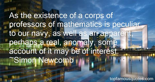 Quotes About Anomaly