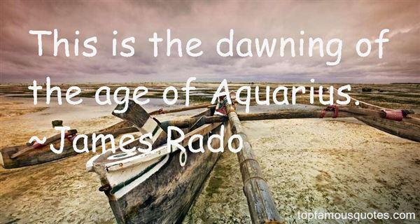 Quotes About Aquarius