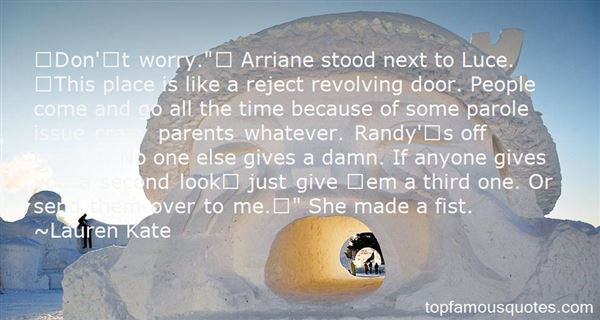 Quotes About Arriane